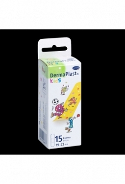 DERMAPLAST KIDS Express Strips 19x72mm..
