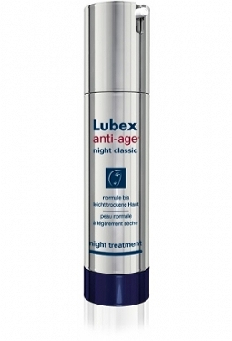 LUBEX ANTI-AGE night classic Creme 50 ml