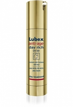 LUBEX ANTI-AGE day rich UV20 50 ml