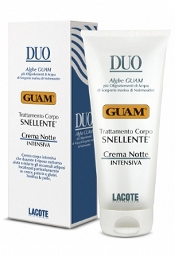 GUAM DUO Crema Notte intensive 200 ml