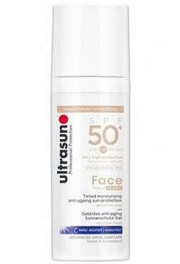 ULTRASUN Face Tinted SPF 50+ Ivory 50 ml