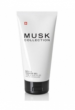 MUSK COLLECTION Bath & Shower Gel Tb 1..