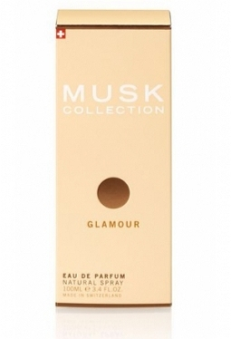 MUSK COLLECTION Glamour EdP Nat Spray ..