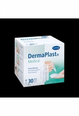 DERMAPLAST Medical phys Kochsalzlösung..