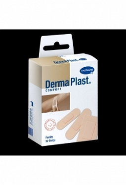 DERMAPLAST COMFORT Family Strip ass 32..