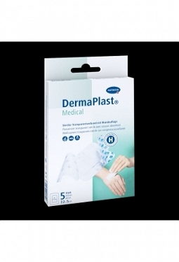 DERMAPLAST Medical Transverband 7.2x5c..