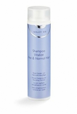 GOLOY 33 Shampoo Vitalize Fine&Normal ..