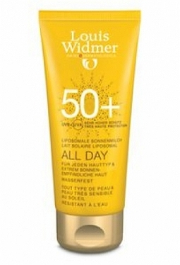 WIDMER All Day 50+ Parf 100 ml