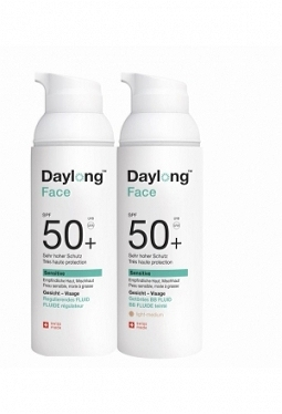 DAYLONG Sensitive Face Regulier Fluid ..