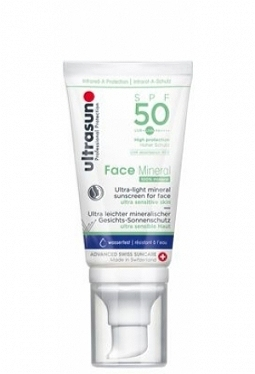 ULTRASUN Face Mineral SPF50 Tb 40 ml