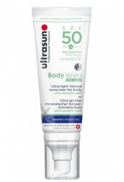 ULTRASUN Body Mineral SPF50 Tb 100 ml