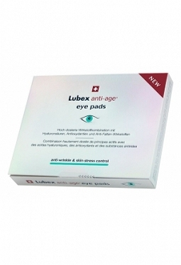 LUBEX ANTI-AGE eye pads 8 Stk