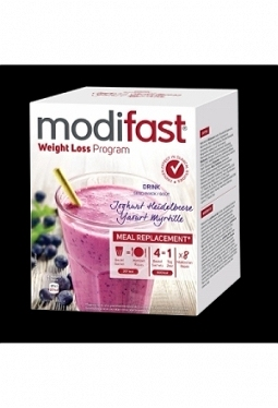 MODIFAST Programm Drink Berry 8 x 55 g