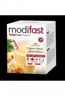 MODIFAST Programm Drink Exotic 8 x 55 g