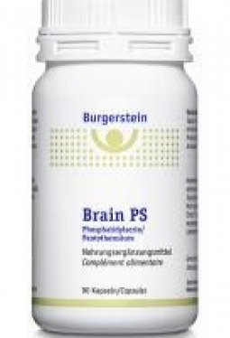 BURGERSTEIN Brain PS Kaps Ds 90 Stk