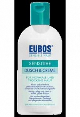 EUBOS Sensitive Dusch + Creme 200 ml