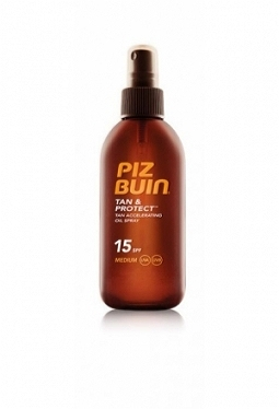 PIZ BUIN Tan & Protect Öl SPF 15 Spr 150 ml