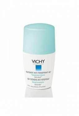 VICHY Deo Anti-Transpirant Roll-on 50 ml