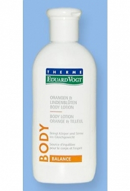 VOGT THERME BALANCE Body Lotion Fl 200..