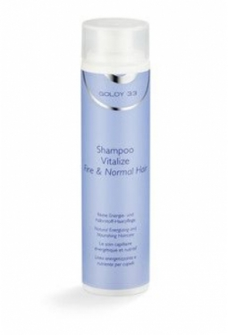 GOLOY 33 Shampoo Vitalize Fine&Normal Hair 200 ml