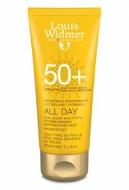 WIDMER All Day 50+ Unparf 100 ml