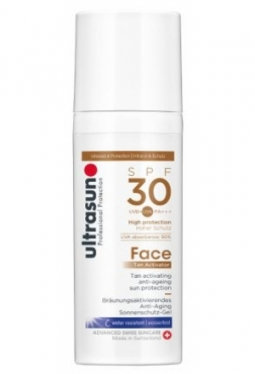 ULTRASUN Face Tan Activator SPF30 50 ml