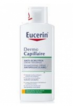 EUCERIN DermoCapillaire Anti-Schu Cr Shamp 250 ml