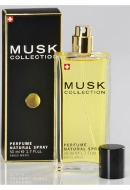 MUSK COLLECTION Perfume Nat Spray Fl 50 ml