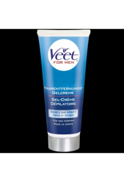 VEET FOR MEN Enthaarungs Gelcreme Körper Tb 200 ml
