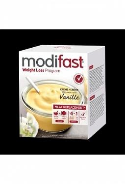 MODIFAST Programm Crème Vanille 8 x 55 g