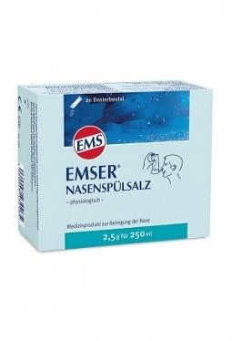 EMSER Nasenspülsalz 50 Btl 2.5 g