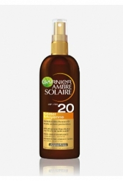 AMBRE SOLAIRE Goldbraunöl SF20 150 ml