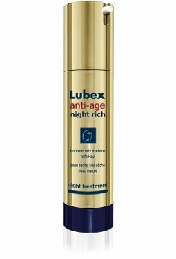 LUBEX ANTI-AGE Night rich Creme 50 ml