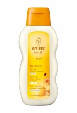 WELEDA BABY Calendula Pflegeöl parfümf..