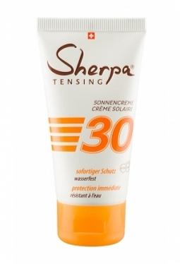 SHERPA TENSING Sonnencreme SPF 30 50 ml