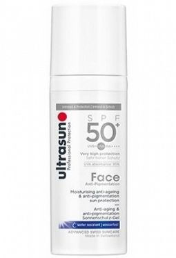 ULTRASUN Face Anti-Pigmentation SPF50+..