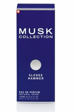 MUSK COLLECTION Sledgehammer EdP Nat S..