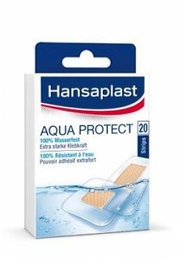 HANSAPLAST Aqua Protect Strips 20 Stk