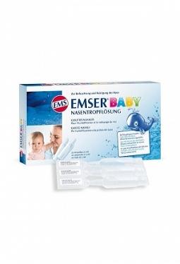 EMSER Baby Nasentropflösung 20 Amp 2 ml