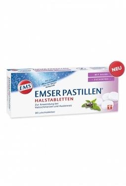 EMSER Pastillen zuckerfrei mit Salbei ..