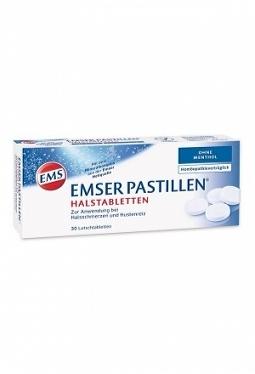 EMSER Pastillen ohne Menthol (neu) 30 ..