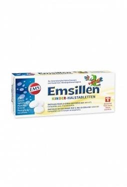 EMSILLEN Kinder-Halstabletten 20 Stk
