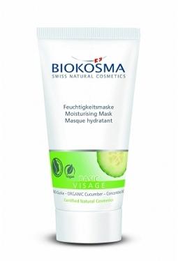 BIOKOSMA Basic Feuchtigkeitsmaske 50 ml