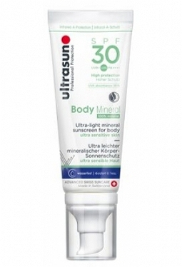 ULTRASUN Body Mineral SPF30 Tb 100 ml