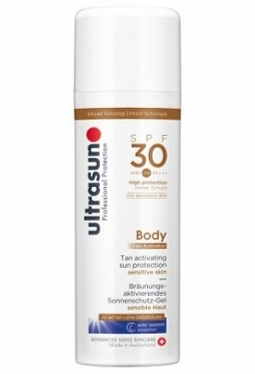 ULTRASUN Body Tan Activator SPF30 150 ml