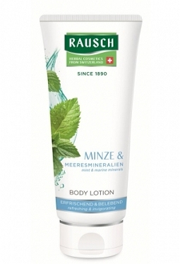 RAUSCH Body Lotion Minze Tb 200 ml