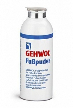 GEHWOL Fusspuder Streudose 100 g