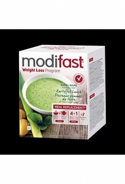 MODIFAST Programm Suppe Kartoffel-Lauc..