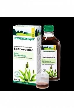 SCHOENENBERGER Spitzwegerich Saft 200 ml