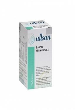 ALLSAN Basen Mineralsalz Tabl 300 Stk